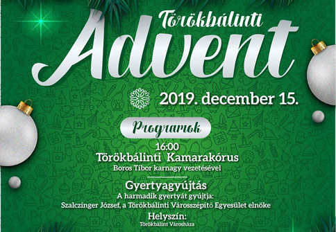 Törökbálinti Advent